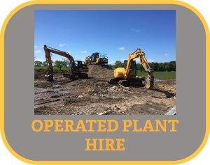 Plant hire - square