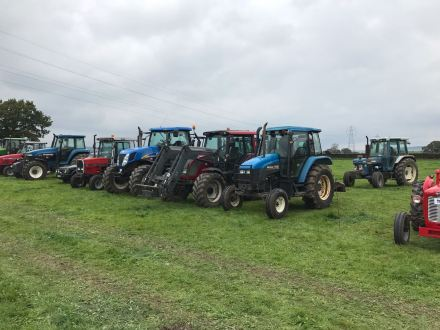 Tractor Plant Hire